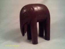 """[Z2] AUSTIN PRODUCTIONS 1961 5 1/2"""" CERAMIC ELEPHANT SCULPTURE"""