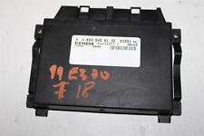 MERCEDES BENZ E320 CLK320 TRANSMISSION COMPUTER TCU TCM EGS A0245458132 w210 320