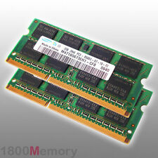 Apple Mac 4GB Memory 2x 2GB 1066MHz DDR3 PC3-8500 RAM for MacBook Pro iMac Mini