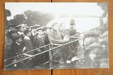More details for c1910 early aviator airman aviation plane postcard ref 6