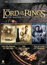 Lord of the Rings-Motion Picture Trilogy Dvd Peter Jackson(Dir)