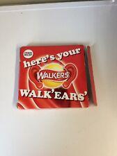 Walkers Comic Relief Big Ears Walk'ears' Gary Lineker comedy ears