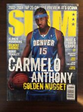 173eacf0222e48 Carmelo Anthony Vintage Sports Magazines for sale
