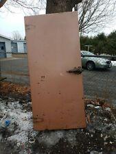 Used Walk In Cooler Freezer Swing Door