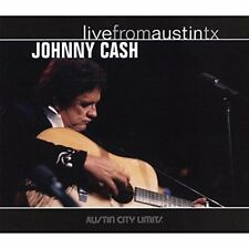 Johnny Cash - Live From Austin Texas [CD]