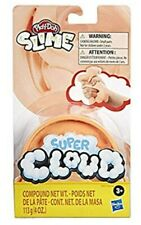 Play-Doh Super Cloud Single Can of Orange Fluffy Slime Compound for Kids 3 Years