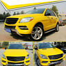 Yellow Gloss Vinyl Car Laptop Wrap Sticker Film Car Air Release FilmHigh Quality