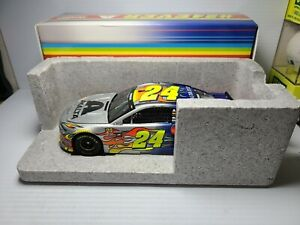 2018 Jeff Gordon / William Byron #24 Axalta #24Ever 1:24 NASCAR Action MIB