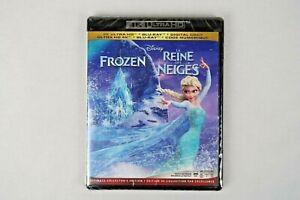Frozen (4K Ultra HD, Blu-Ray, 2013)  ** READ DESCRIPTION !