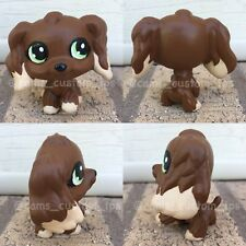 Custom LPS Littlest Pet Shop Cocker Spaniel dog puppy OOAK CUTE