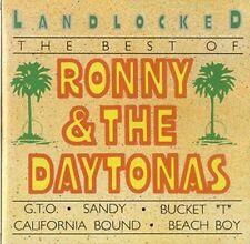 CD: Landlocked: The Best of RONNY & THE DAYTONAS nm