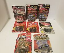 LOT OF 8 RACING CHAMPIONS 1/84 COLLECTORS CARS