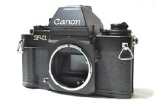 [Mint] Canon New F-1 AE Finder 35mm SLR Film Camera Body from Japan #0633