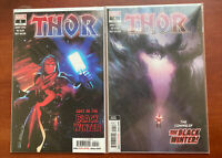 Thor 5 1st Print Thor 4 2nd 1st Full And Cover Appearance Of Black Winter Donny