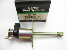 Carter 416-028 Cold Start Fuel Injector Valve -  1982 Toyota Celica 2.8L DOHC I6