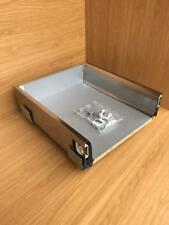 Soft Close Kitchen Drawer Box Assembled Pre Built Lay On Size 450mm Shallow