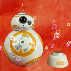 Disneyland Star Wars BB8 Bubble Blower with Lights and Sounds Disney