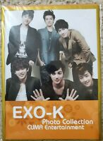 KPOP EXO EXO-K MAMA WOLF GROWL All Members Photo Collection Book BRAND NEW