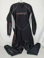 Sharkskin Men's Chillproof Long Sleeve Suit Wetsuit Size 2XL Free Shipping
