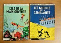 Le Vieux NICK 2 anciennes édition de 1964 par REMACLE
