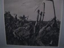 Käthe Kollwitz Weiter Druck um 1910