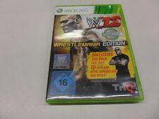 XBOX 360 WWE 12-Classic Edition