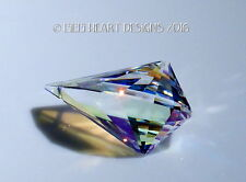 Swarovski Crystal Strass Aurora Borealis Big 50mm *The Vibe* Lilli Heart Designs