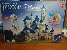Ravensburger 3D Numbered Puzzle 216 pcs DISNEY CASTLE age 12-99 NEW