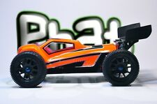 PHAT BODIES KABOOM Body Shell Losi Mini 8 ight LCRacing EMB-1 SWB Buggy Chasis
