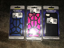 Wireless Gear NEW High Impact Case iPhone 4/4s Lot of 3