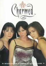 CHARMED - TV SHOW POSTER / PRINT (THE GIRLS / WHITE)