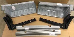 TRANSIT MK6 MK7 2000-2012 DOOR SILL/INNER SILL / FRONT DOOR STEP/FOOT WELL KIT
