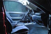 Lampes Audi A4 Eclairage Intérieur 12 Pièces Blanc Pour Type 8E2 8E5 8EC 8ED