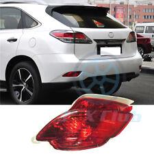 Rear Left Driver Side Bumper Light Lamp For Lexus RX270 RX350 RX450H 2010-2015