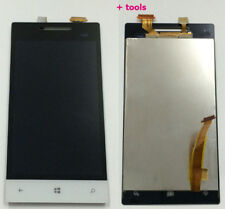 LCD Display + Touch Screen Digitizer Assembly for HTC Windows Phone 8S White