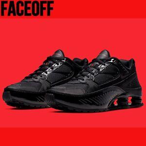 Nike Shox Enigma 9000 Women's Black Sneakers