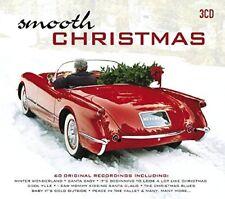 SMOOTH CHRISTMAS 3 Peggy Lee, Elvis Presley, Dean Martin, Frank Sinatra CD NEW+