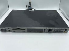 Sony 00006000  MiniDisc Recorder Mds-E12. Powers On. Untested