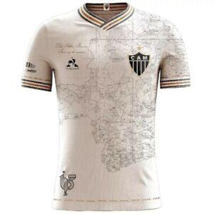 Atlético Mineiro 113th Anniversary 'manto da massa' Jersey