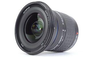Olympus ZUIKO DIGITAL 9-18mm f/4-5.6 ED Lens w/ Hood for 4/3 Four Thirds  #P1340