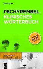 Pschyrembel Klinisches Wörterbuch von De Gruyter (2014, Gebundene Ausgabe)