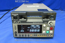 Panasonic AJ-SD93 Compact DVCPRO 50/25 Player w/ 404 tape hrs, Firewire