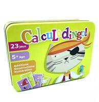 Jeu éducatif : Calculo Dingo ! 5 ans et + - Complet - Aritma