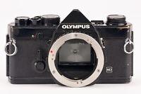 Olympus OM-1n OM1n Gehäuse Body Spiegelreflexkamera SLR Kamera schwarz