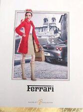 Barbie Collector Ferrari Doll Gold Label Nrfb