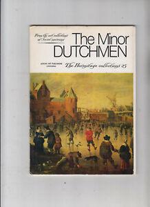 The Minor Dutchmen The Hermitage collections. 25 Set mit 16 Karten