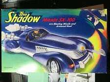 THE SHADOW MIRAGE SX100 VEHICLE WITH BLASTING MISSILE AND ARMORED ROOF