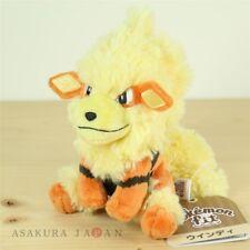 Pokemon Center Original Pokemon fit Mini Plush #59 Arcanine doll Toy from Japan