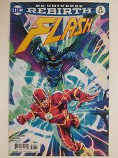 "Flash #21 C Variant ""The Button Part 3"""
