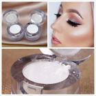 Stargazer Fluorescente UV Polvos Ojos Sombra De Ojos Maquillaje En Polvo Blanco